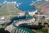 250px-Fort_Bragg_California_aerial_view