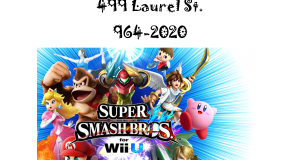 super smash bros tournament