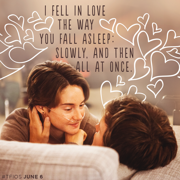 The Fault in Our Stars by Josh Boone Josh Boone Shailene