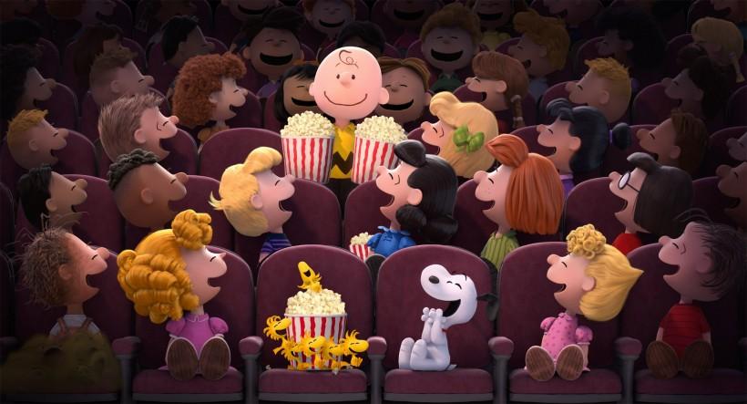 peanuts movie