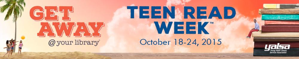 Yalsa Teen Read Week 52