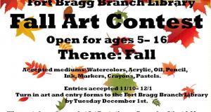 Fall Art Contest