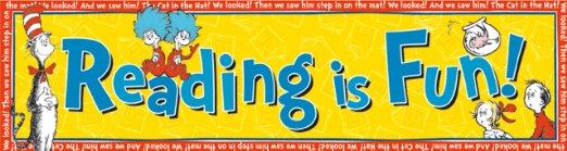 Dr. Seuss Reading is Fun!
