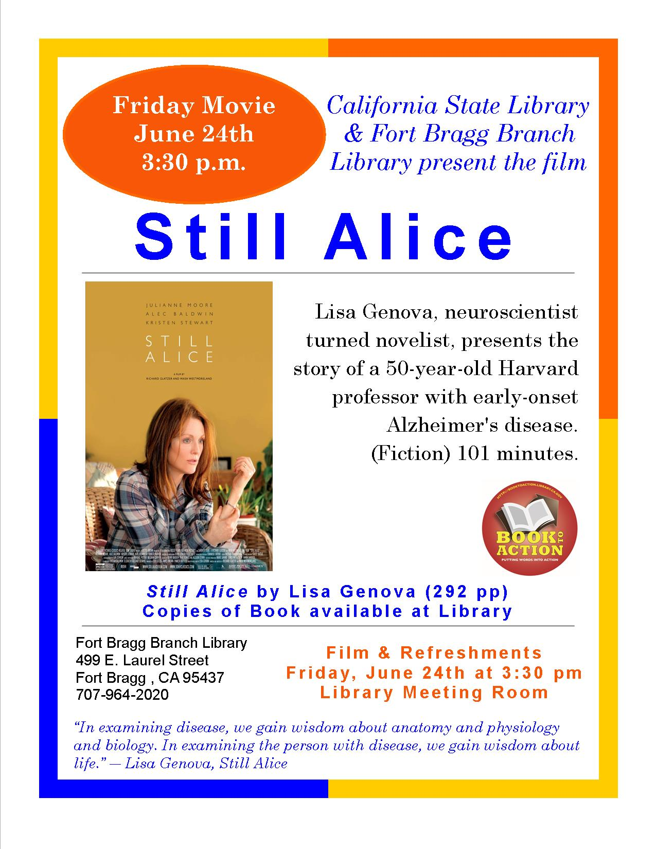 i am still alice book