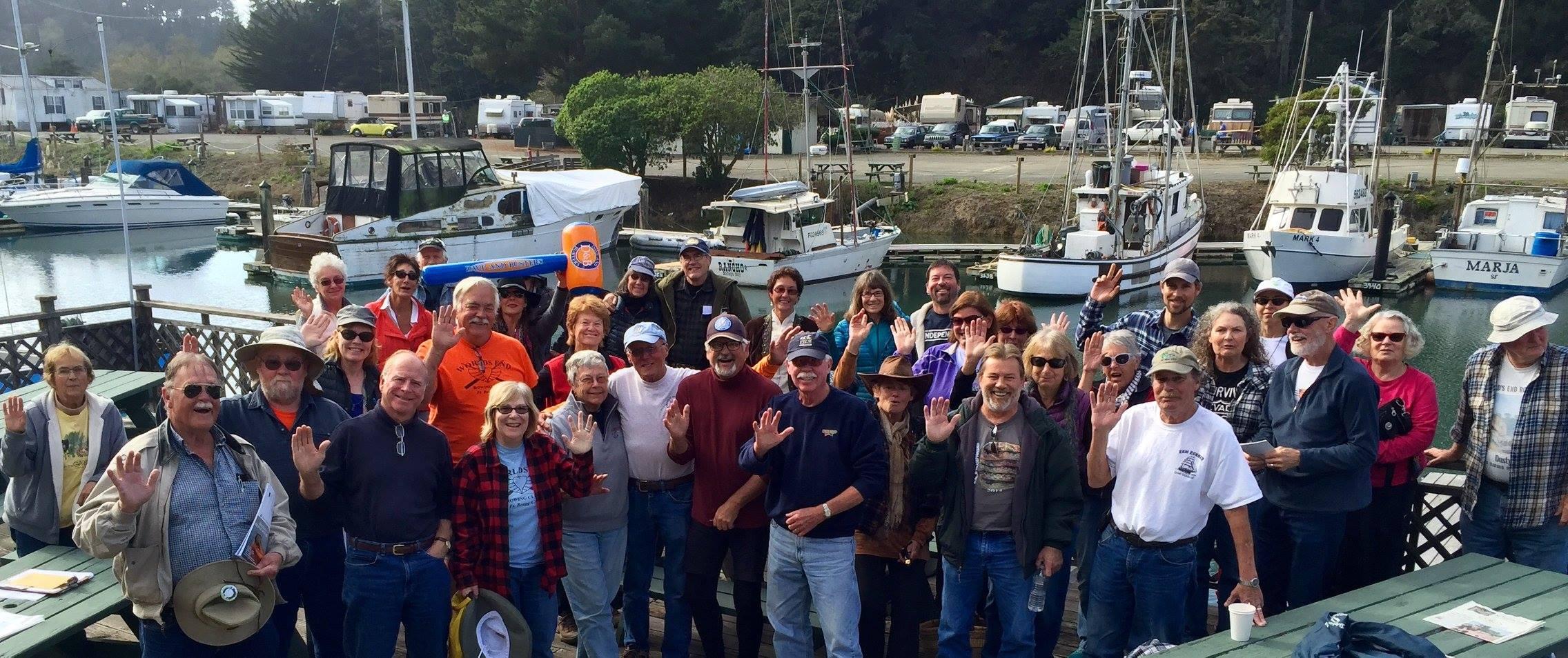 Lost Coast TSCA members