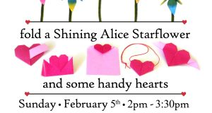 Origami Valentine Workshop