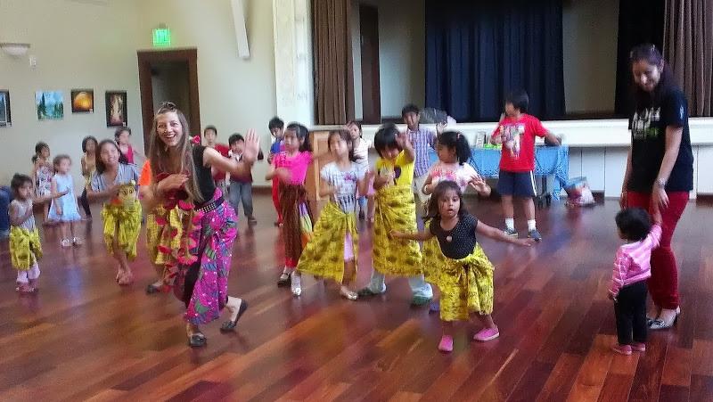 Dance Around the World with Nikola Clay