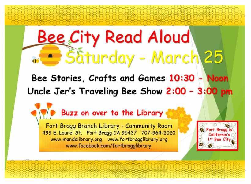 Bee City Read-Aloud
