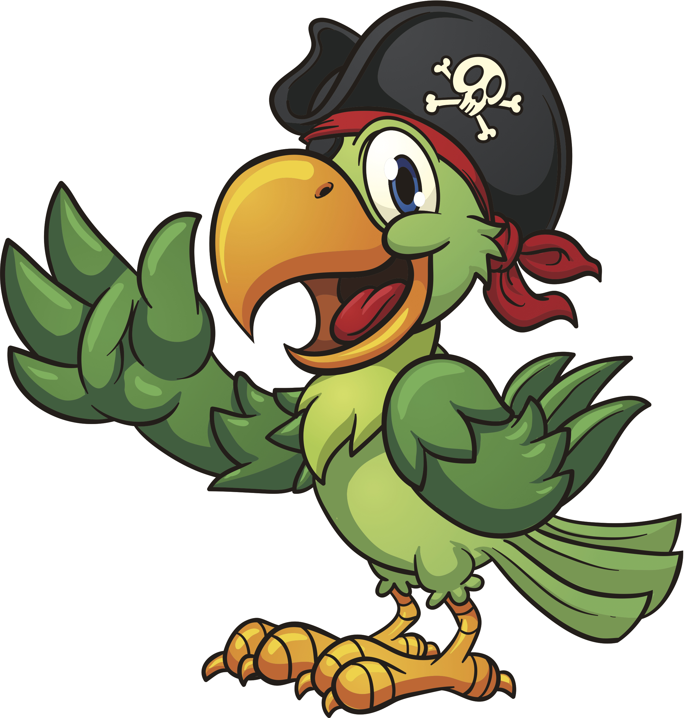 Pirate Games ~ a family event - Fort Bragg Library