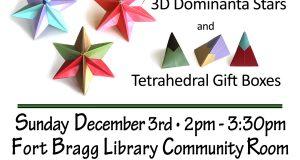 Winter Origami
