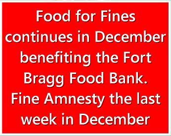 fort bragg food bank