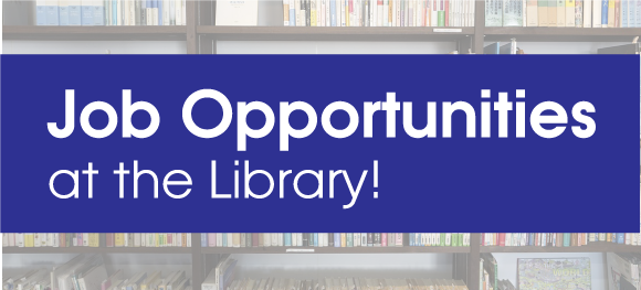 Library Job Openings