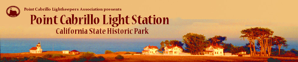 Pt. Cabrillo Lighthouse raffle