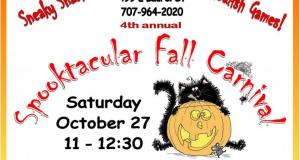 Spooktacular Fall Carnival